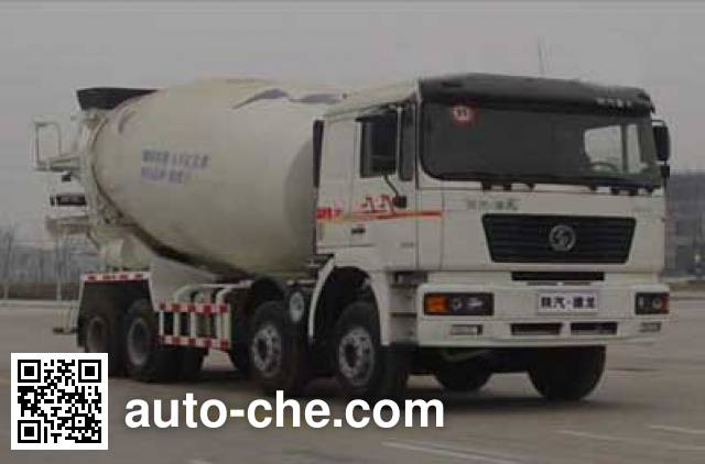 Shacman SX5316GJBJT326 concrete mixer truck