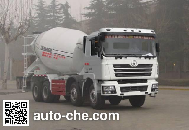 Shacman SX5318GJBDR346T concrete mixer truck