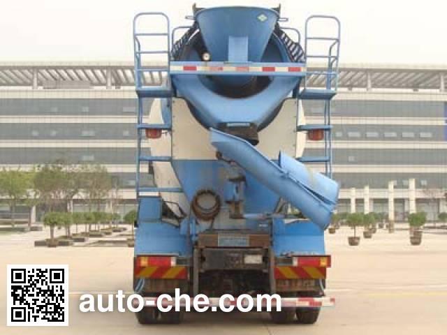 陕汽牌SX5318GJBDT326TL混凝土搅拌运输车