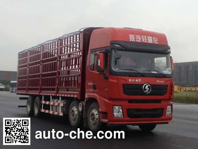 陕汽牌SX5320CCQ4C45B畜禽运输车