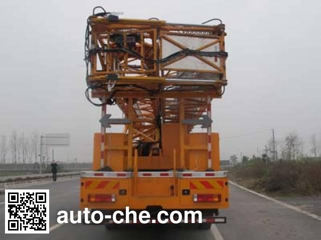 Shacman SX5320JQJ bridge inspection vehicle