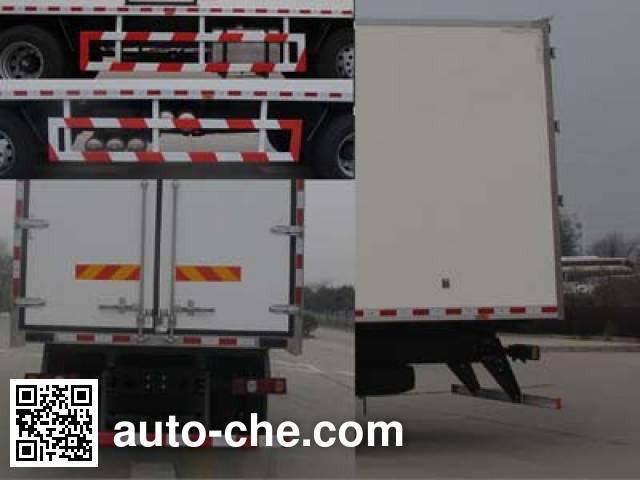 Shacman SX5320XLC4C45B refrigerated truck