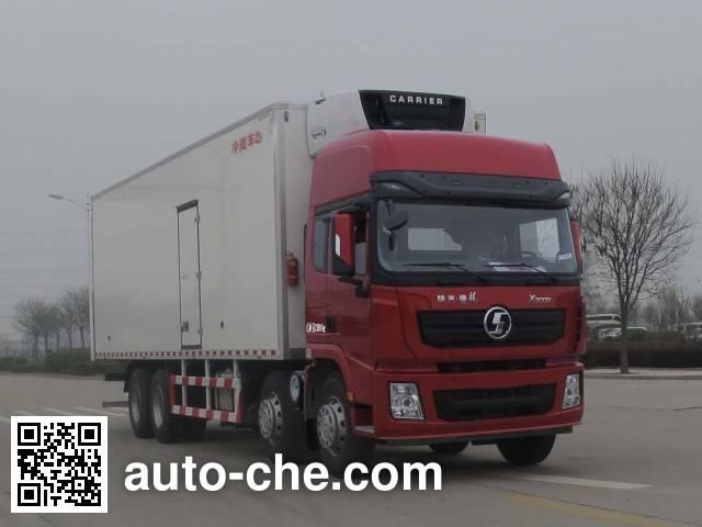 陕汽牌SX5320XLC4C45B冷藏车