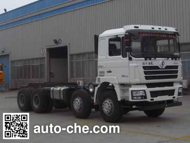 Shacman SX5506DU526 special purpose vehicle chassis