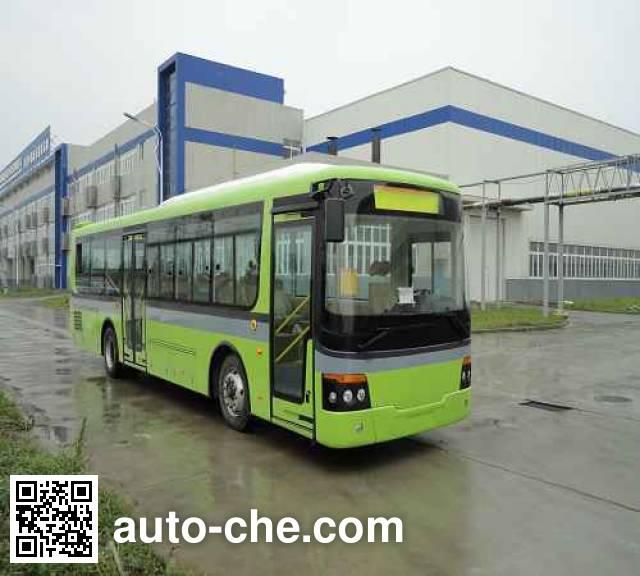Shacman SX6110PHEV hybrid city bus