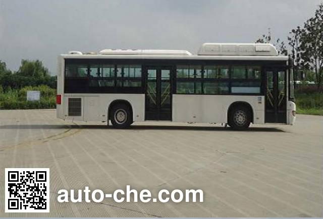 陕汽牌SX6120GJHEVNS混合动力城市客车