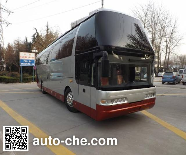 Shacman SX6121PS2 bus