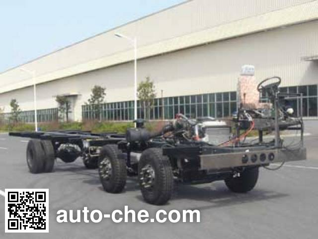 Shacman SX6126HTW539 bus chassis