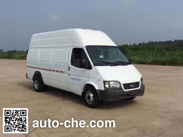 象牌SXC5040XXYBEV纯电动厢式运输车