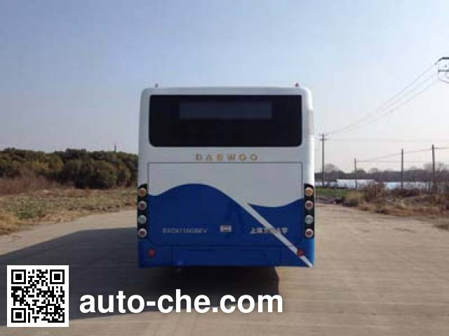 Xiang SXC6120GBEV1 electric city bus