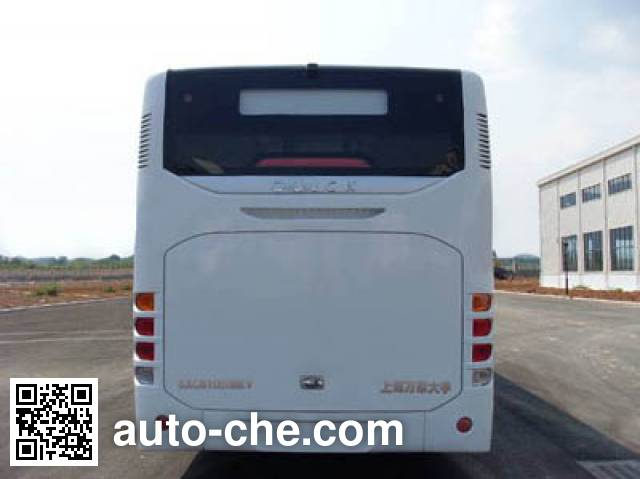 象牌SXC6110GSHEV混合动力城市客车