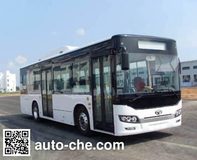 象牌SXC6110GHEV混合动力城市客车