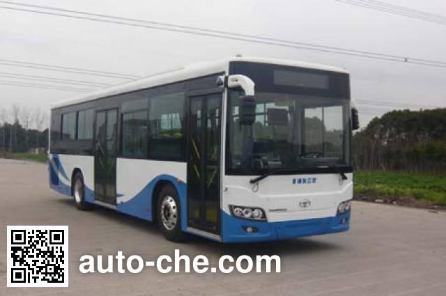 象牌SXC6110GHEV1混合动力城市客车