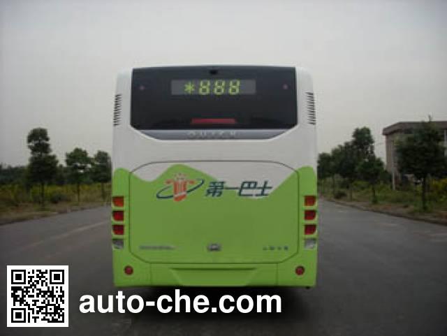 象牌SXC6120GBEV纯电动城市客车