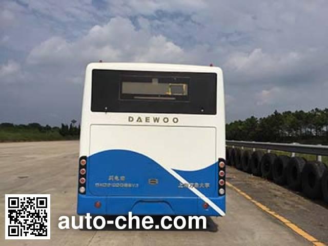 象牌SXC6120GBEV3纯电动城市客车