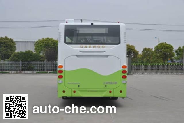 象牌SXC6120GHEV混合动力城市客车