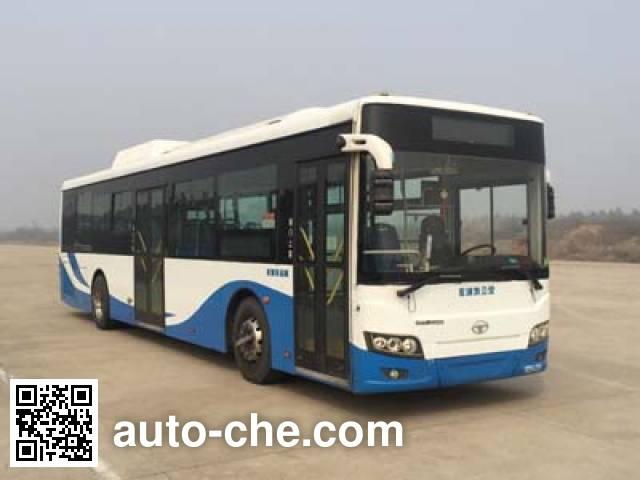 象牌SXC6120GHEV2混合动力城市客车