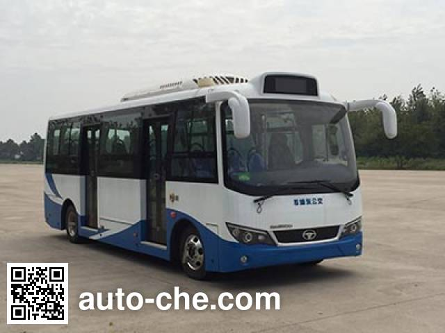 象牌SXC6750GBEV2纯电动城市客车