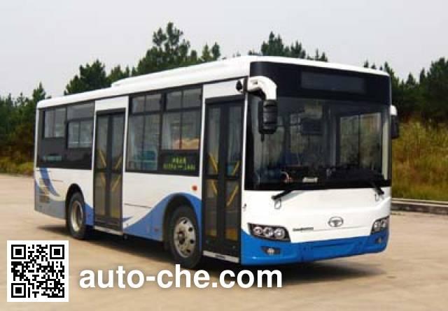 象牌SXC6910GHEV混合动力城市客车