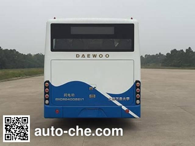 象牌SXC6940GBEV1纯电动城市客车