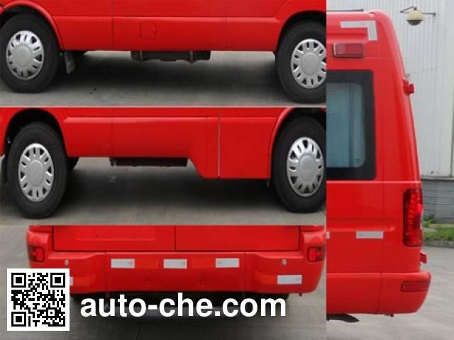 Chuanxiao SXF5040XXFQC65 apparatus fire fighting vehicle