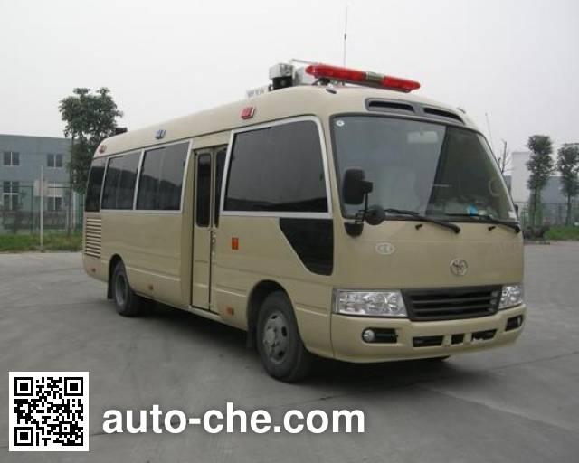 Chuanxiao SXF5050XTXZH communications command vehicle