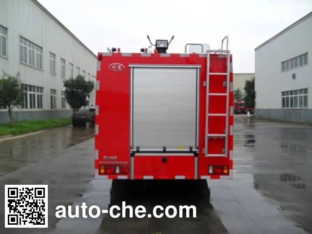 Chuanxiao SXF5100GXFSG30/W2 fire tank truck