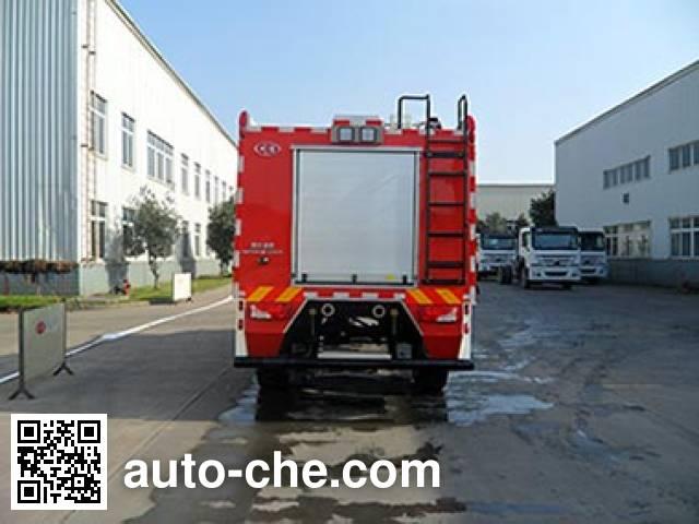 Chuanxiao SXF5120GXFSG20/B fire tank truck