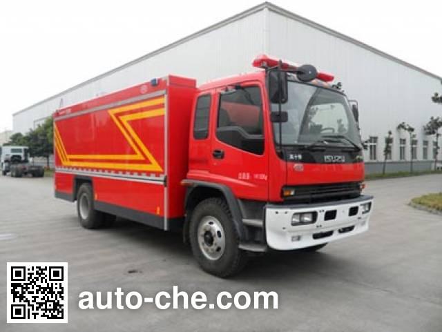 Chuanxiao SXF5140TXFGQ90 gas fire engine