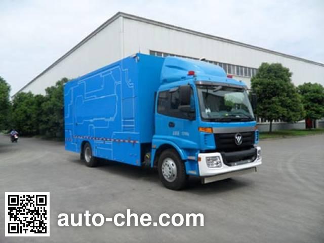 Chuanxiao SXF5140XXFXC16/BJ public fire safety propaganda truck