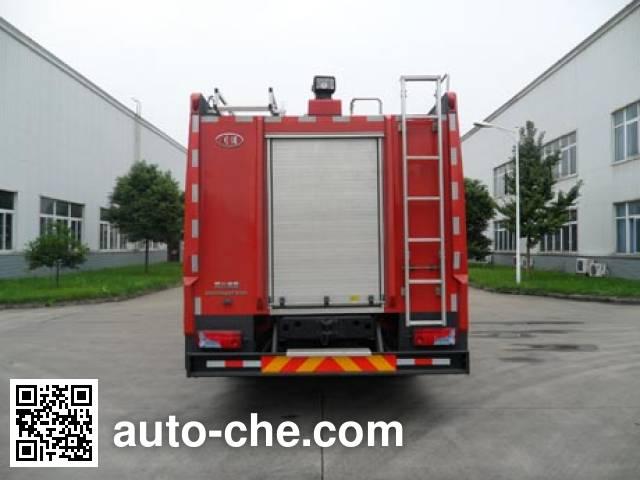 Chuanxiao SXF5170GXFSG60 fire tank truck