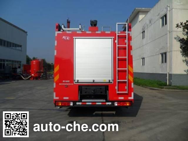 Chuanxiao SXF5270GXFSG120/HW fire tank truck