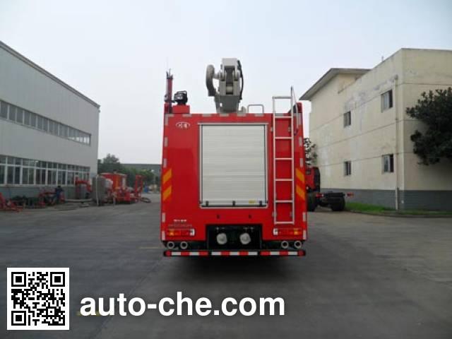 Chuanxiao SXF5320JXFJP18 high lift pump fire engine