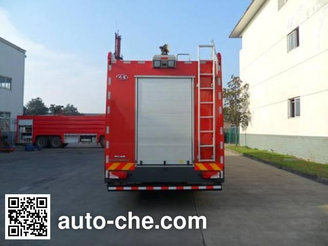 Chuanxiao SXF5400GXFPM200/S foam fire engine