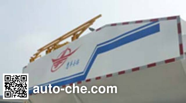 Huifeng Antuo SXH5310THLG2 granular ammonuim nitrate and fuel oil (ANFO) on-site mixing truck
