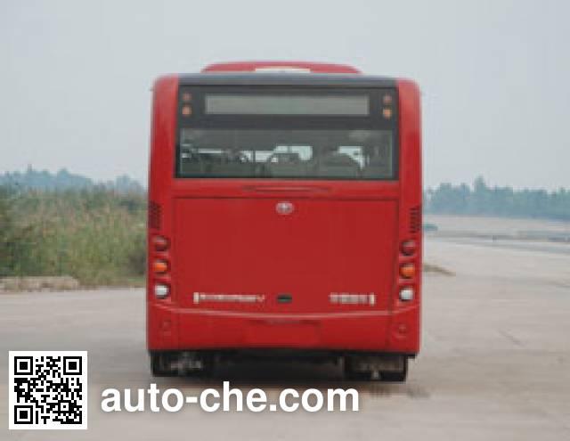 山西牌SXK6107GBEV纯电动城市客车