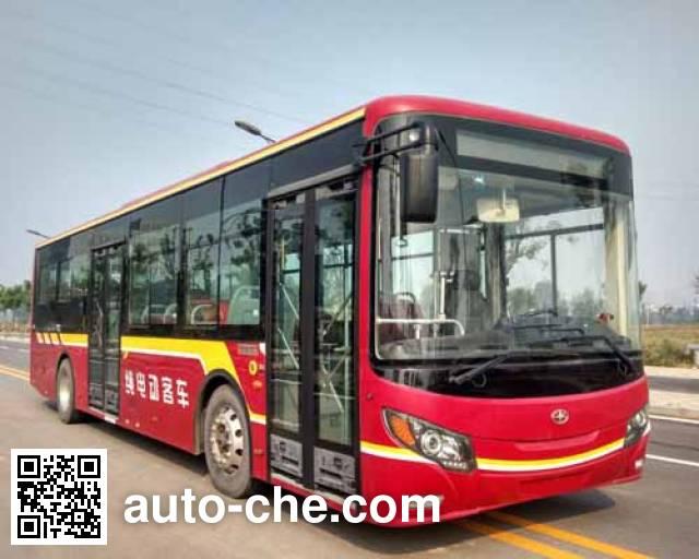 山西牌SXK6107GBEV5纯电动城市客车