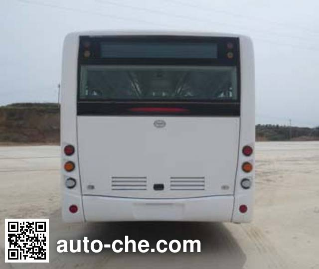 山西牌SXK6127GBEV5纯电动城市客车