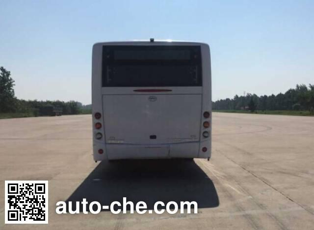 山西牌SXK6127GBEV6纯电动城市客车