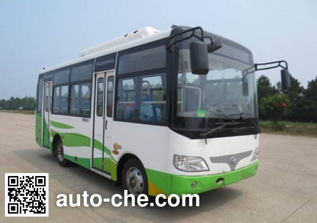 山西牌SXK6662GBEV3纯电动城市客车