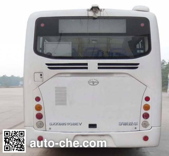 山西牌SXK6851GBEV纯电动城市客车