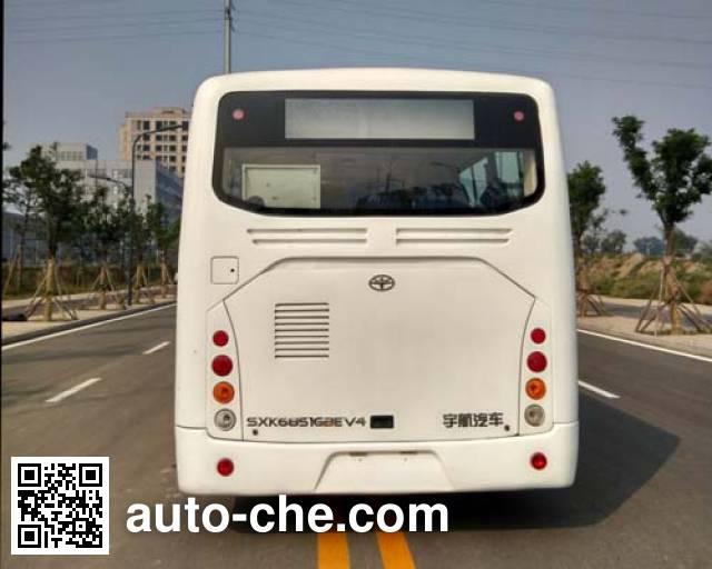 Shanxi SXK6851GBEV4 electric city bus
