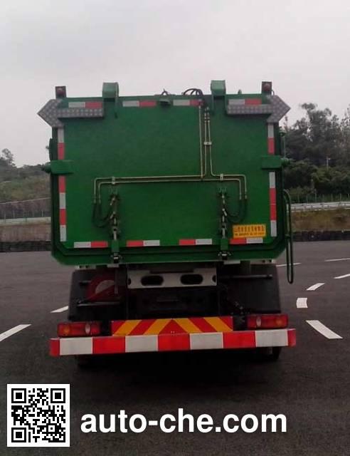 Zhuoli - Kelaonai SXL5161TXS street sweeper truck