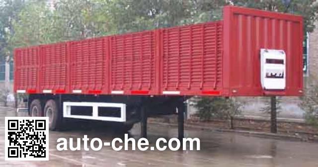 Zhuoli - Kelaonai SXL9320XXY box body van trailer