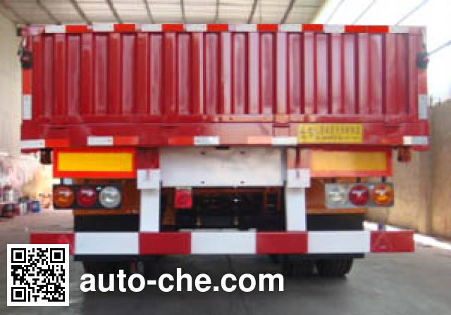 Zhuoli - Kelaonai SXL9401 dropside trailer
