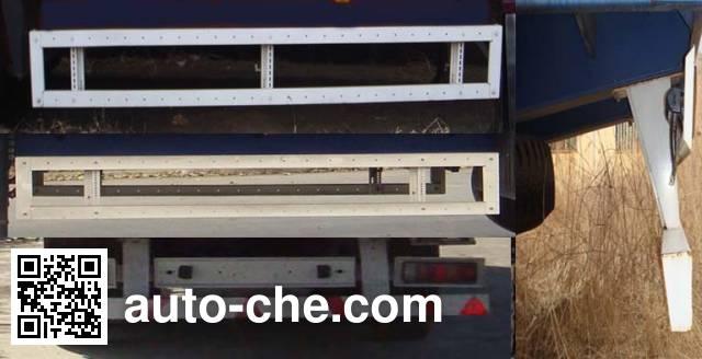 卓里-克劳耐牌SXL9408XXY厢式运输半挂车
