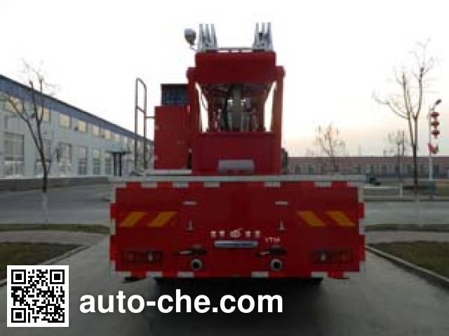金猴牌SXT5120JXFYT20云梯消防车