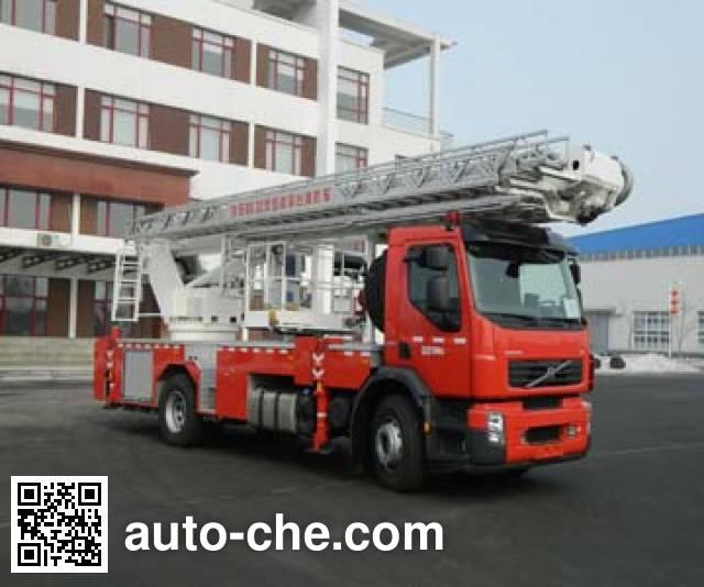 Jinhou SXT5190JXFDG32 aerial platform fire truck