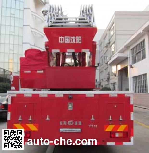 金猴牌SXT5190JXFYT32云梯消防车
