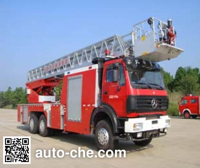 金猴牌SXT5251JXFYT40云梯消防车